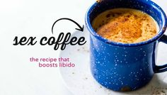 You already have a morning cup of coffee. Why not make it count? #coffee #fertility #TTC