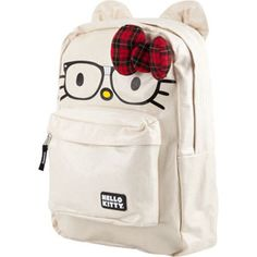 HELLO KITTY Nerd Backpack 195453167 | Backpacks | Tillys.com