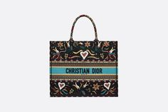 Dior Book Tote bag i