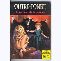 Outre-Tombe : n° 7, Le cercueil de la poupée