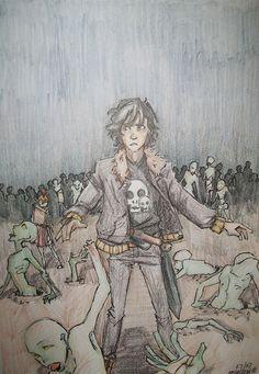 NICO RAISING THE DEAD