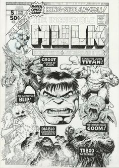 The Marvel Comics of the 1980s