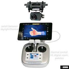 Thermal Gimbal With Quick release System (Including FLIR Camera)FLIR 336 kamera, lens. DJI Inspire 1 kompatibilis ready to fly Keresd webáruházunkban,vedd meg raktárkészletről www. Drones, Lens, Inspire, Digital, Klance, Lentils