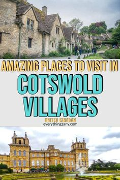 Journey Nursing Organizations - How To Define Fantastic Nursing Agencies Amazing Places To Visit And Things To Do In The Cotswolds Villages Uk Cotswold Things To Do Cotswold Cottage Arlington Row Cotswold England Bibury Co Europe Destinations, Europe Travel Tips, Travel Guides, Travel Articles, European Travel, Cotswold House, Cotswold Villages, Cotswold Water Park, Arlington Row