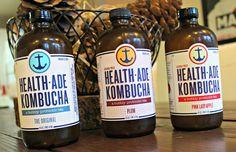 Health-Ade Kombucha Teas
