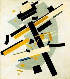 Kasimir Malevich 1916