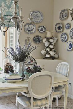 No Minimalist Here: French Country Decor