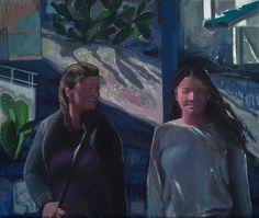 Natasa Balouktsi, 50x60cm, acrylic on canvas