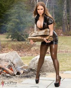 Who needs me to bring some wood to your campfire?