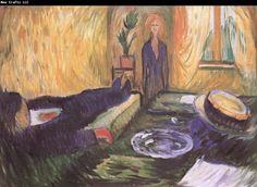 Edvard Munch Murderer
