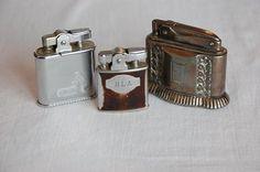 Vintage Ronson cigarette lighters