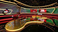 「tv set studio design」的圖片搜尋結果