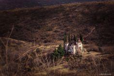 Little Castle in the Desert (Jerome, AZ) by Caroline Jensen #seeinanewway #lensbaby