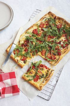 Pizza Recipes, Dinner Recipes, Cooking Recipes, Healthy Recipes, Quiches, Ricotta, Vegan Challenge, Food Humor, Daily Meals
