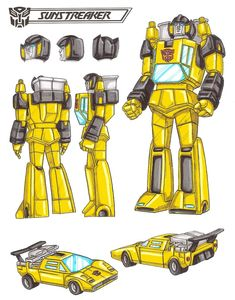 Sunstreaker Photo by TransformersArkColor | Photobucket