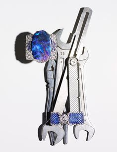 Editorial   Jewellery & Watches   Philippe Lacombe