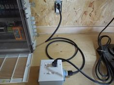 DIY Extension Cord With Built in Switch - Safe, Quick and Simple : 5 Steps - Instructables Electrical Wiring Outlets, Installing Electrical Outlet, Pvc Conduit, Electrical Installation, Led Diy, Arduino Projects, Diy Projects, Extension Cord, Diy Electronics