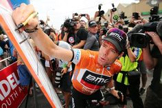 Cadel Evans (BMC) signs on