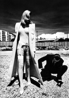 """INTERVIEW: """"Interview with Helmut Newton"""" (2002) « ASX 