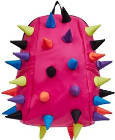 MadPax Spike Faux Leather Backpack Faux Leather Backpack, Streamers, Kids  Girls, Back To c2fa3b9c9d