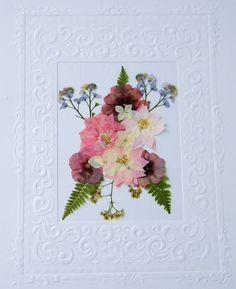 *Queen Bee Cottage*: Sentimental Pressed Flowers