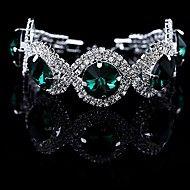 Tango moda bijuterii stras brățară-17,5 2.4 (cm) ... – USD $ 3.99