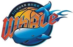 Sichuan Jinqiang Pinsheng Blue Whales, Wenjiang, Chengdu, Sichuan, China -Chinese Basketball Association- Division: Northern #SichuanBlueWhales #Wenjiang #CBA (L20544)