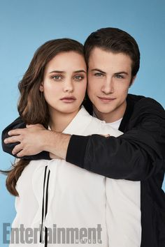 13 Reasons Why: Dylan Minnette, Katherine Langford photos