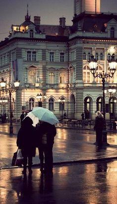 {~ Rainy in Paris ~}
