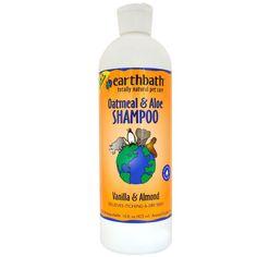 Earth Bath Oatmeal And Aloe Shampoo