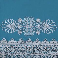 Free Machine Embroidery Design Elegant Decor