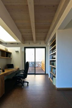 Casa en Lavon | @Txema Ybarra | #madera #techo #design #architecture