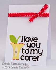 Cricut® Explore - To My Core made by Cosmic Strawberry