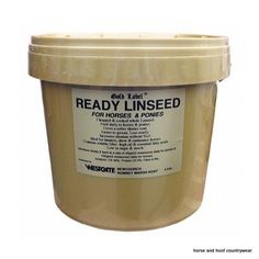 Gold Label Ready Linseed All the benefits of linseed without having to soak simmer or boil The seeds are already cooked ground and dried Adds sparkle without the fizz.