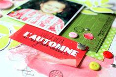 Papiers, vignettes et stickers 4h37, boutons et breloque Ephéméria by Séverine Breton Scrapbooking, Vignettes, Stickers, Blog, Buttons, Paper, Scrapbook, Sticker, Scrapbooks