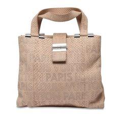 Louis Vuitton Sable Perforated Python Delphes