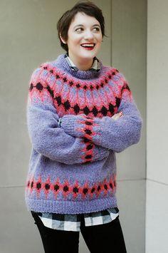 Ravelry: Asymptote (Women's Pullover) pattern by Lars Rains