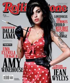 Amy Winehouse - Rolling Stone Magazine Pictorial [Brazil] (August 2011)
