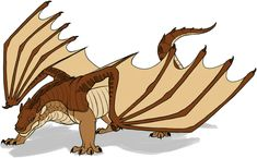 This is one of the best mudwing fan arts I've ever seen Wings Of Fire Dragons, Got Dragons, Dragon Pictures, Pictures To Draw, Fantasy Creatures, Mythical Creatures, Chinese Dragon Drawing, Fire Drawing, Fire Fans