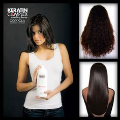 Keratin Complex.want friz free hair for up to 5 months?? Speeds up drying time, protects hair from damage, makes hair AMAZINGLY manageable!