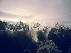 Chamonix - Mont Blanc by mariann.galanics