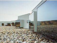 :: TRAVEL :: ARCHITECTURE :: I want to go here - Hotel Aires de Bardenas, Designed by Barcelona-based, Latin-american architects Emiliano Lopez and Mónica Rivera, Photography by José Hevia. Featured on one of my favourite blogs http://minimalissimo.com/ #travel