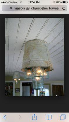 Love these lights! DIY