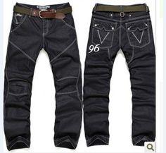 Men&39s Jeans | Style Brand Men Jeans Pants Washed Slim Fashion