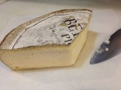 Lou Bergier Pichin: a creamy, delicate unpasteurized cow's milk cheese from Piedmont, Italy made with thistle rennet.