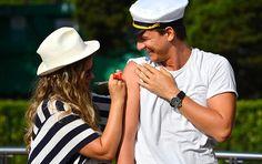 """L'equipaggio della Re Boat """"CostaMinkia"""" si tatua da vero capitano!!"""
