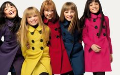 It was very hard for fashion designers to formulate teen girls clothing trends What they come up with, the younger generation in any case will create their. Little Girl Fashion, Kids Fashion, Fashion Outfits, Winter Fashion, Teen Girl Outfits, Cute Outfits For Kids, Teen Trends, Beauty And Fashion, Fashion Wallpaper