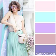 Check gordonalena's Instagram #alenagordon #colorblock #colorpallet #pastel #pallet #colorful #color #colors #fashion #fashionblogger #girl #style #streetstyle #streetfashion #galantgirl #streetstyle 1261305325769062689_3043099477