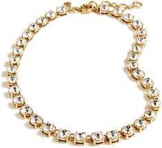J.CREW Swarovski Crystal Dot Necklace Swarovski Crystals, J Crew, Dots, Nordstrom, Sari, Diamond, Crafts, Jewelry, Fashion