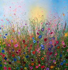 I'll love you forever,Yvonne Coomber, mixed media